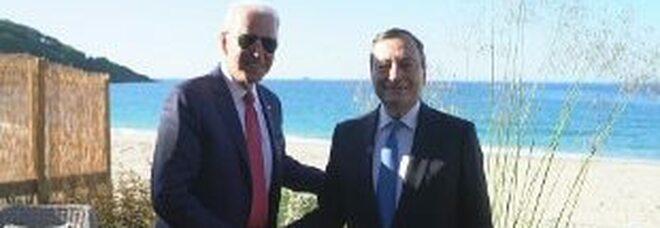 Biden rivela la sua passione per Capri: subito arriva la cittadinanza onoraria