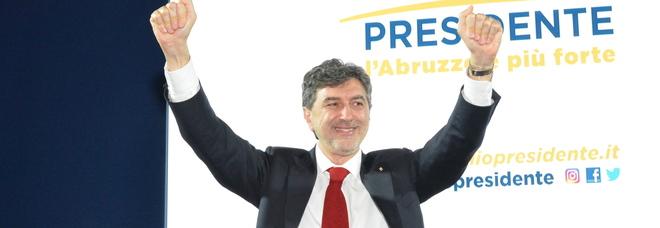 Elezioni in Abruzzo, avanti il centrodestra: per gli istant poll Marsilio al 41%. Centrosinistra al 31%, crolla M5S