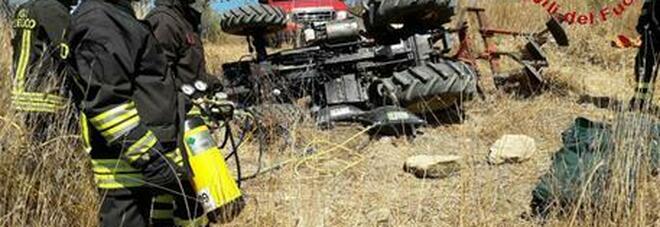 Sardegna 16enne muore schiacciato dal trattore dei vicini: in corso le indagini