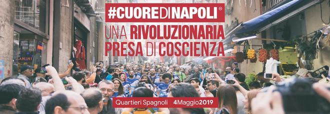 #CuorediNapoli2019, la nuova edizione è una «Rivoluzionaria presa di coscienza»
