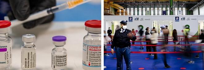 Mix di vaccini, no della Campania. Draghi: «Andiamo avanti, niente incertezze»