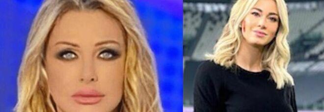Paola Ferrari contro Diletta Leotta: «Non rappresenta le giornaliste italiane, mi arrabbio quando si usa il corpo così»