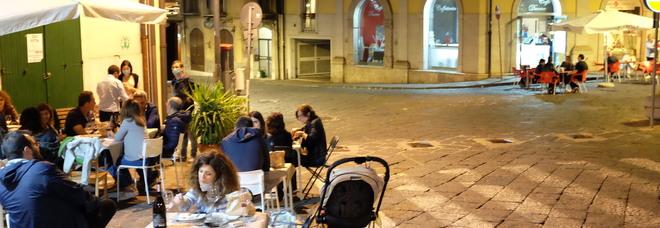 Avellino, centro storico senza auto: solidarietà tra gli esercenti