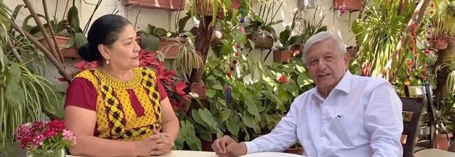Coronavirus Messico, presidente Obrador: «Andate a mangiare fuori, continuate la normale vita»