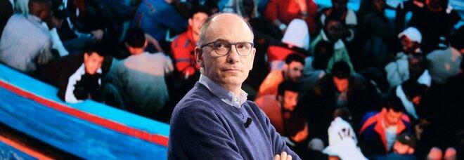 Enrico Letta: «Comprerò il libro della Meloni, mi interessa»