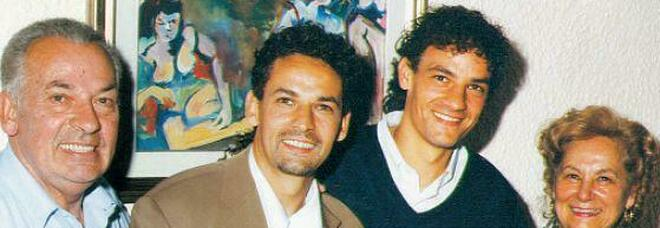 Roberto Baggio, morto il papà Florindo: aveva 89 anni