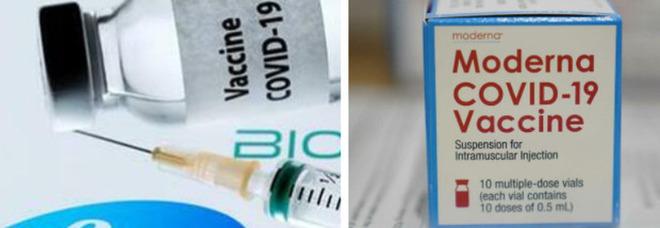 Vaccini Pfizer e Moderna, la seconda dose estesa a 42 giorni: la raccomandazione del Cts