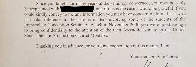 Documento choc prova che le accuse contro McCarrick erano note in Vaticano già nel 2000