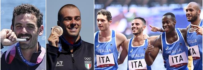 Manfredi Rizza, medaglia d'argento nella canoa sprint 200 metri. L'oro sfugge al fotofinish