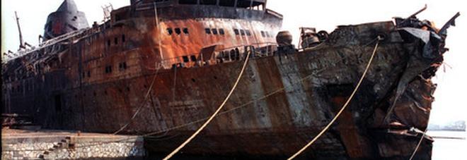 Moby Prince, Ercolano non si arrende: «Giustizia per le 140 vittime del disastro»