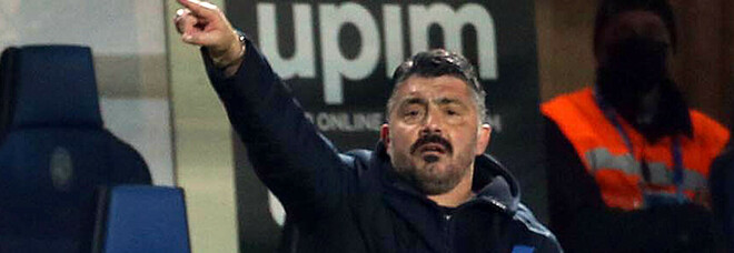 Gattuso, la panchina non traballa: «Non ci saranno annunci stasera»