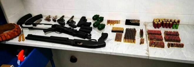 Armi e droga, nove arresti tra l'agro nocerino e la Liguria