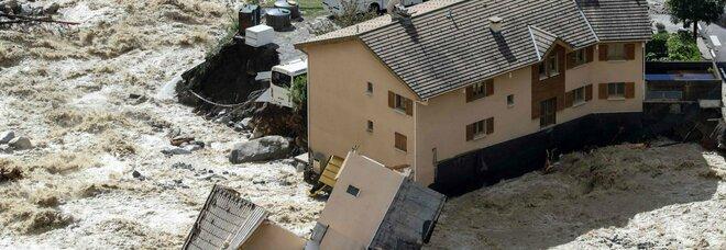Meteo, il disastro a Limone Piemonte