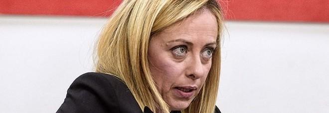 Giorgia Meloni, arrestato lo stalker che la perseguitava sui social: «Era ossessionato da mia figlia»