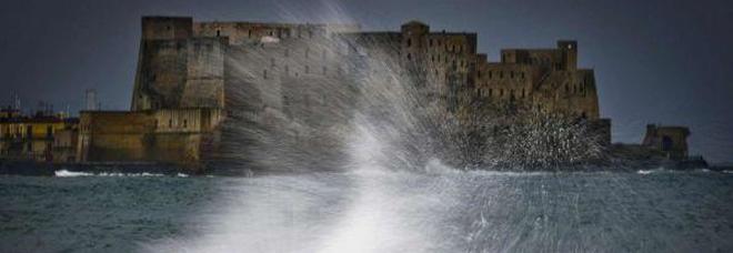 Sorpresa meteo: è allerta dalle 8 di lunedì su tutta la Campania