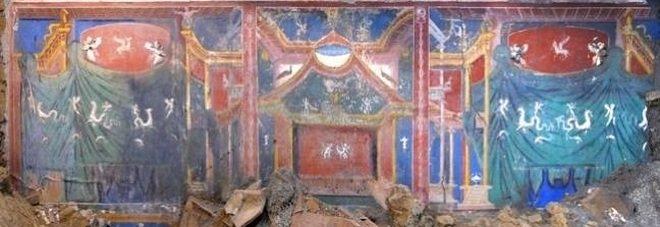 Gli affreschi di Positano