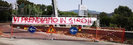 Napoli, lavori fermi e traffico in tilt: chiuso l'ingresso alla Tangenziale
