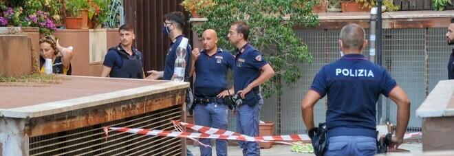 Ostia, lite condominiale termina con una sparatoria: interviene la polizia
