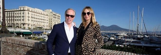 Manifattura da sogno»:Tommy Hilfiger produrrà a Napoli Il