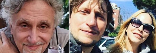 Andrea Roncato, Simone Gianlorenzi, marito di Stefania Orlando (Instagram)