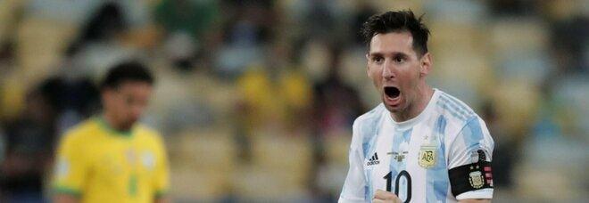 Italia-Argentina a Napoli: salta l'ipotesi dicembre, se ne parlerà nel 2022