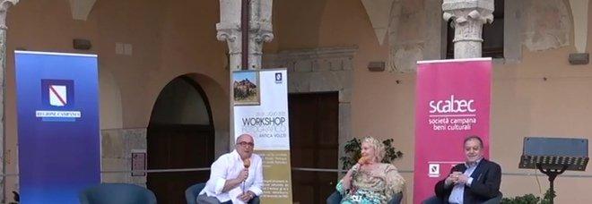 Katia Ricciarelli lancia un masterclass con i giovani a Buccino