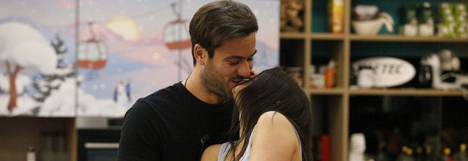 Grande Fratello Vip, tra Pierpaolo Pretelli e Giulia Salemi è amore: la decisione sulla finale che spiazza tutti (credits Endemol)
