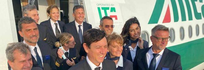 Alitalia, Ita promossa al primo decollo: in arrivo le autorizzazioni Enac