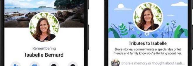Facebook, intelligenza artificiale troverà i profili del defunti