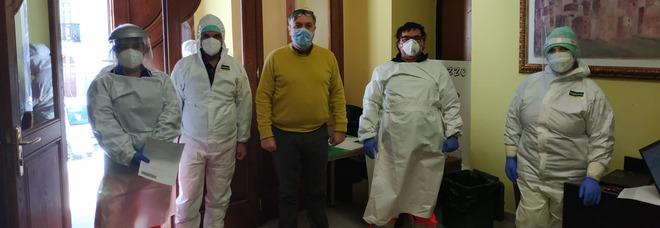 Covid-19, screening a Pizzoferrato: il totale arriva a 71 casi