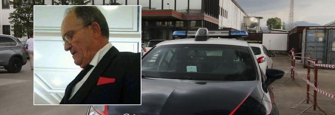 Incidente sul lavoro a Striano, autista schiacciato da rimorchio