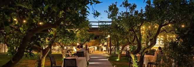 """Capri charity dinner al ristorante """"La Zagara"""" di Anacapri"""