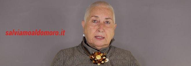 Aldo Moro, la figlia Maria Frida: basta corone di fiori e basta a chi mi ferma per strada e dice di sapere ma di avere paura