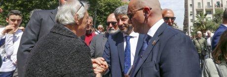 Il 25 aprile di Fico a Napoli: «Questa è la festa di tutti»