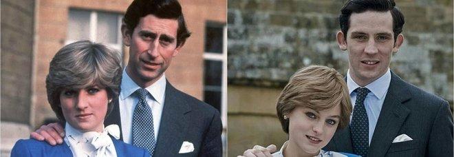 The Crown, la Lady Diana-mania scoppia con la nuova serie: i look reinterpretati da Emma Corrin tornano a fare tendenza