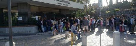 Ingressi gratis agli Scavi di Pompei: traffico in tilt, malori tra i turisti