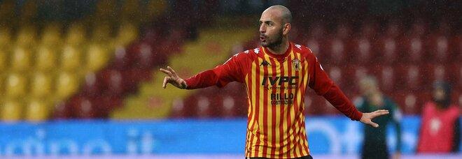 Pasquale Schiattarella, centrocampista del Benevento