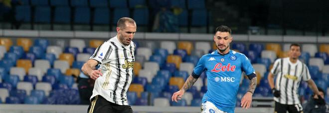 Juventus-Napoli, decisa la data: si giocherà mercoledì 17 marzo
