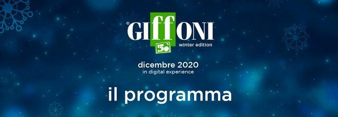 Giffoni Winter Edition, il programma natalizio di eventi on line