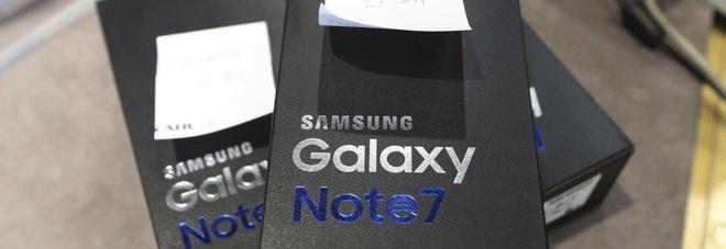 Samsung, il 40% dei clienti comprerà smartphone di altre marche Le batterie del Note 7 testate dall'azienda