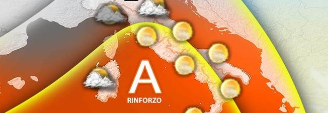 Meteo, caldo record nel weekend: 18° a Roma, quasi 20° a Palermo. Alta pressione fino a martedì