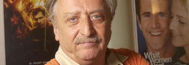 Morto Claudio Sorrentino per il Covid: doppiò Ron Howard in Happy Days, Travolta, Stallone e Topolino