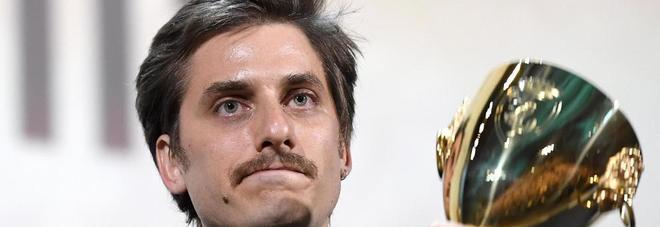 Venezia, Marinelli miglior attore: «Dedico la vittoria a chi salva le vite in mare»