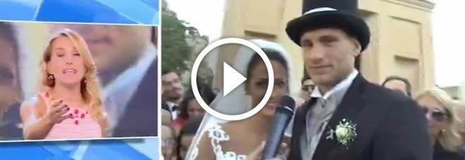 e6003a86b756 Uomini e Donne  il matrimonio di Salvatore e Teresa in diretta Tv ...