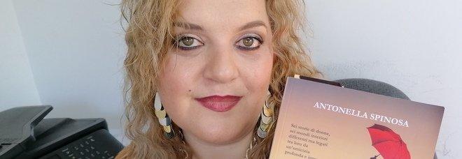 La scrittrice Antonella Spinosa