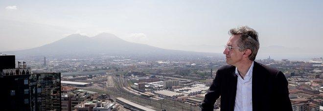 «Napoli vista dall'alto», Manfredi: «Nelle aree industriali nuove case ai giovani»