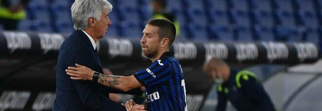 Serie A, un positivo nell'Atalanta e tre nel Genoa: è effetto domino