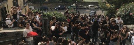 Liceo Sannazaro, niente lezioni: mille studenti assemblea al Vomero