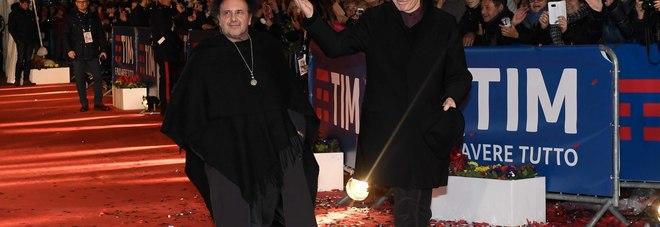 Enzo Avitabile e Peppe Servillo