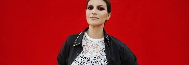 Laura Pausini e le Lady Oscar italiane: «Devo tutto a Sofia. Nel mio abito Valentino una bacchetta magica»